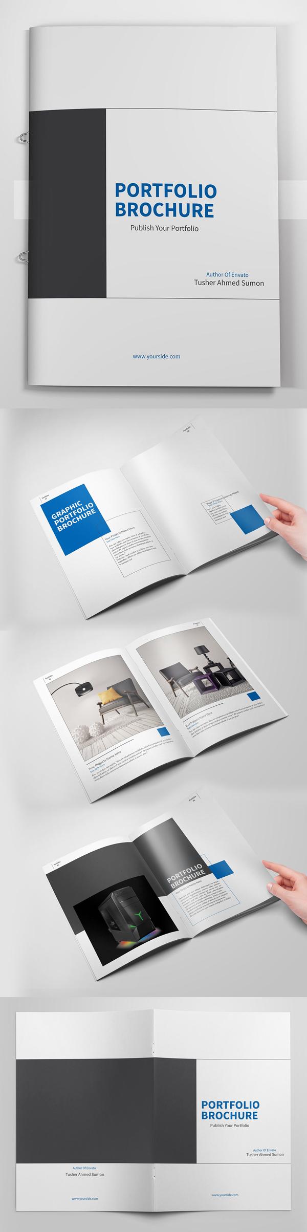 Portfolio Brochures Template