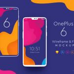 One Plus 6 mockups