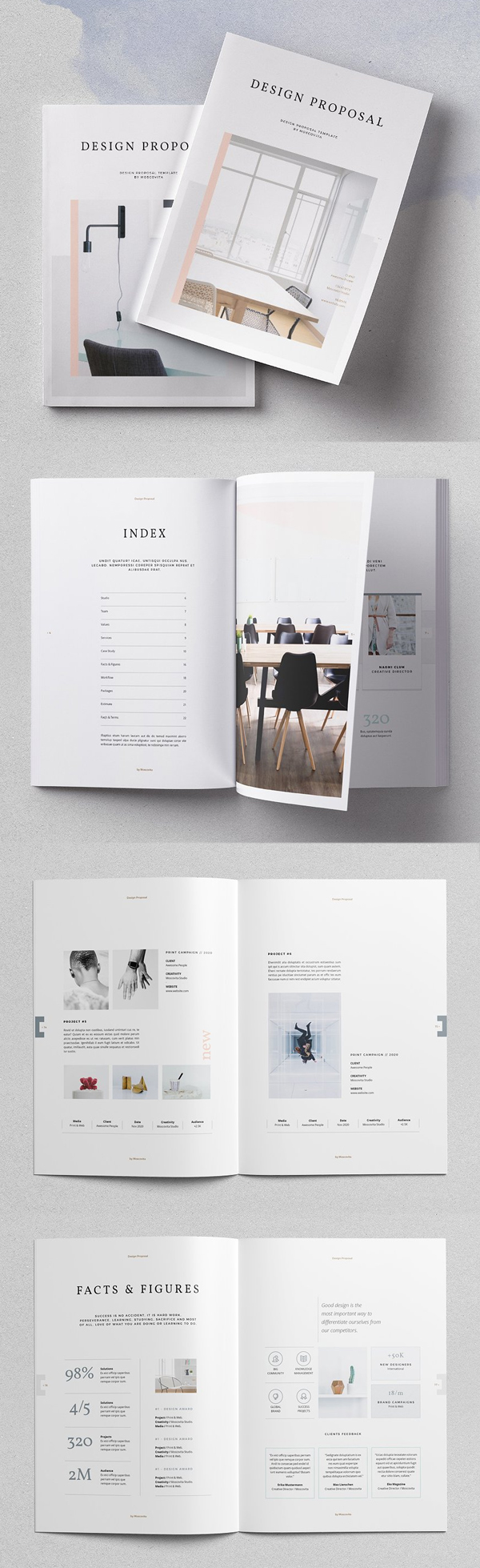 Professional Business Proposal Templates Design - 9