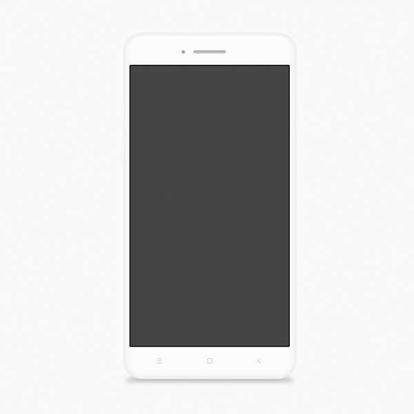 Free Android Phone Mockup - Sketch app