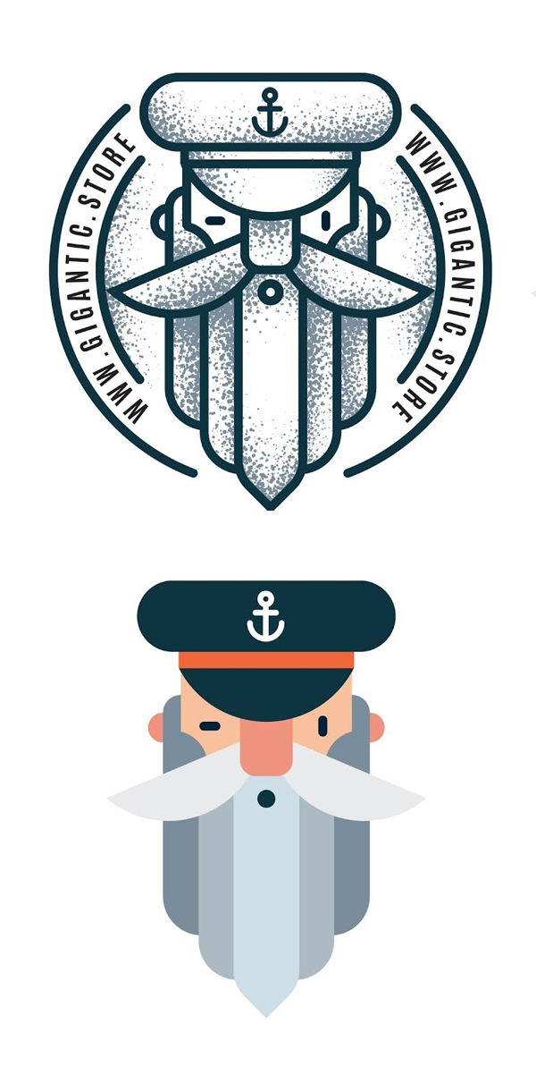 How to Create Flat Logo Illustration in Adobe Illustrator