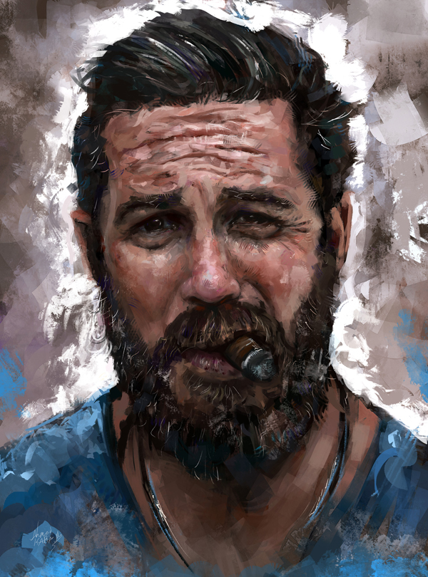 Awesome Inspiring Illustrations by Ahmed Karam - 9