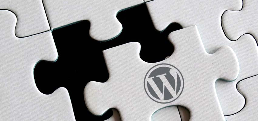 WordPress was the missing puzzle piece.