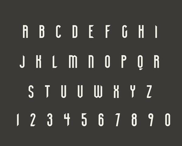 POGO Font Letters