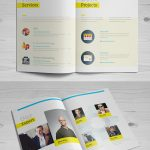 100 Professional Corporate Brochure Templates