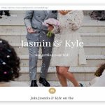 A Collection Of 10 Well-Designed Wedding Websites