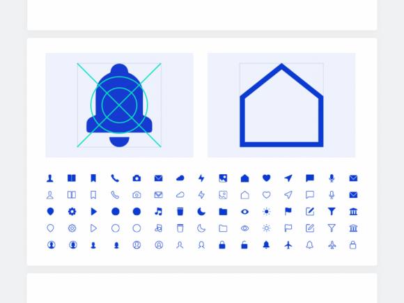 75+ Free baseline icons
