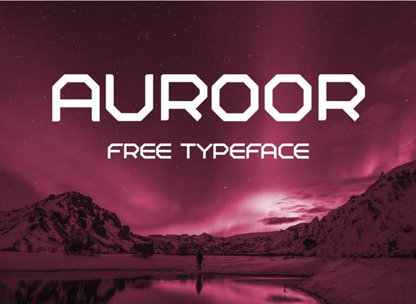 Auroor free fonts