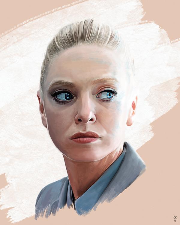 Digital Illustrations by Freya Betts - 8