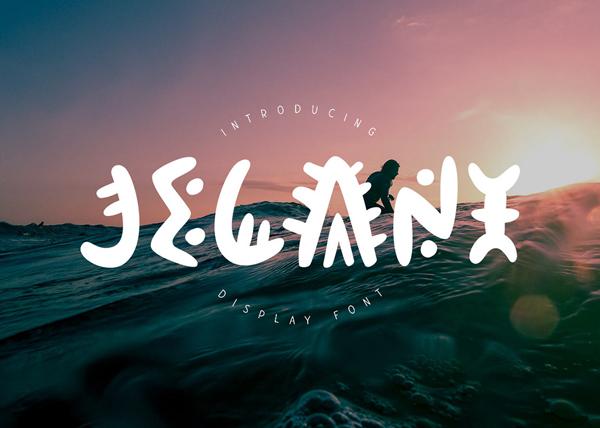 Jelani Display Free Font