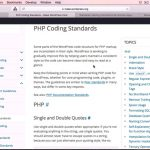 What Are the WordPress PHP Coding Standards?