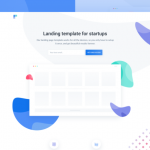 Ava: HTML landing page for beta products