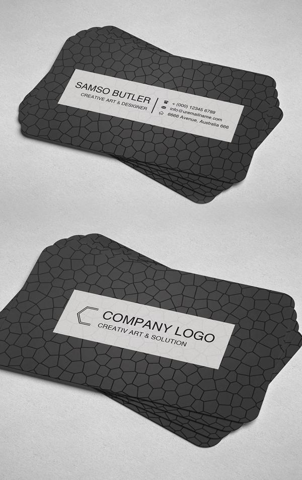 Modern Business Card Print Ready