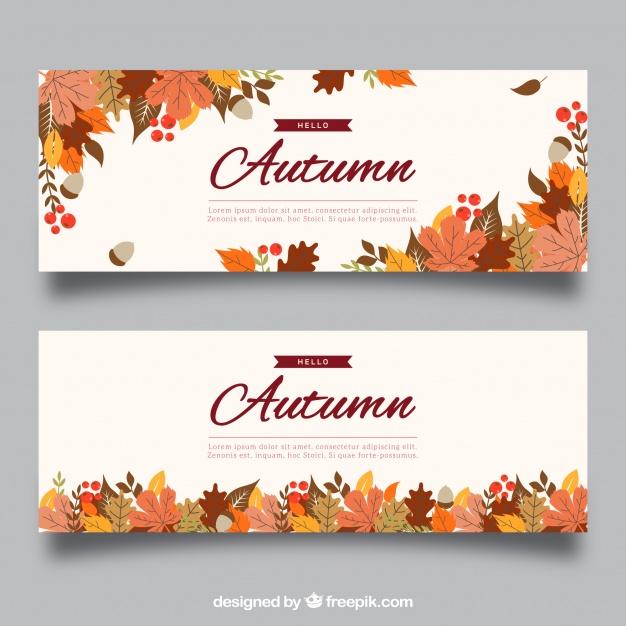 fall design elements