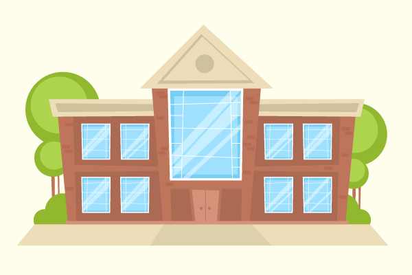 How to Illustrate a Cartoon Building Vector in Adobe Illustrator