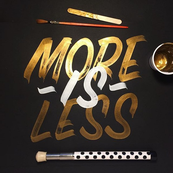 Remarkable Lettering and Typography Design - 1
