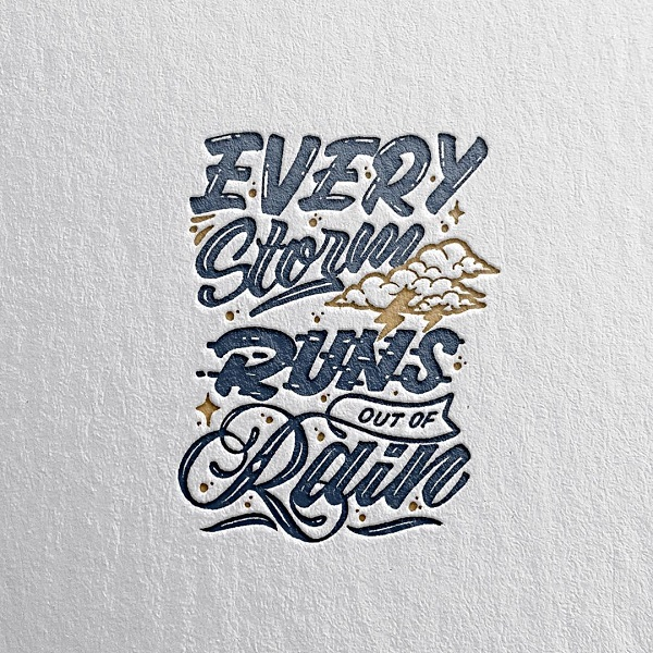 Remarkable Lettering and Typography Design - 15