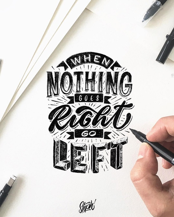 Remarkable Lettering and Typography Design - 20