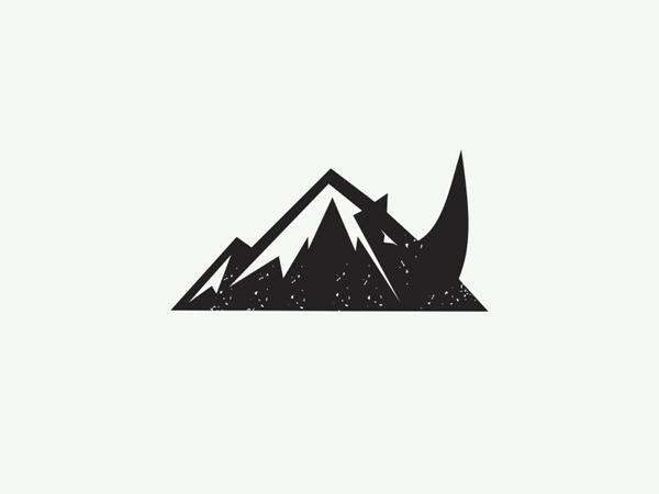 Creative Negative Space Logo Designs - 10