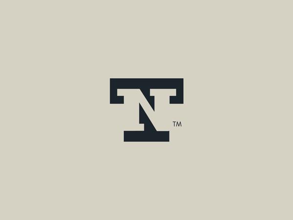 Creative Negative Space Logo Designs - 18