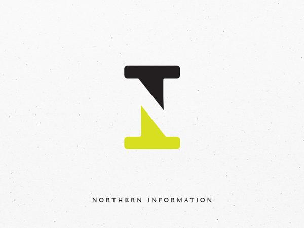 Creative Negative Space Logo Designs - 5