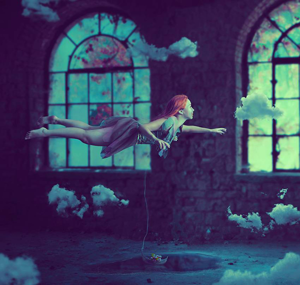 How to Create a Fantasy Room Scene Photo Manipulation in Adobe Photoshop