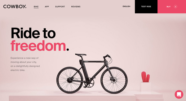 Web Design Trends 2018 : 37 New Examples - 33