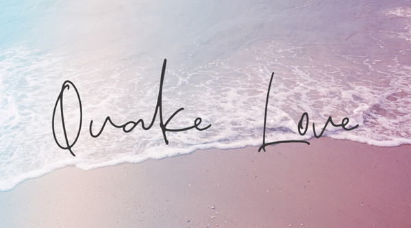 Quake Love Free Font
