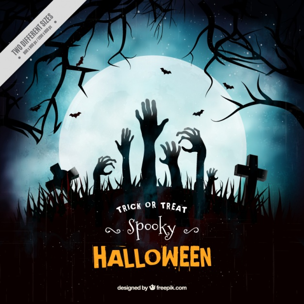 halloween web design elements inspiration
