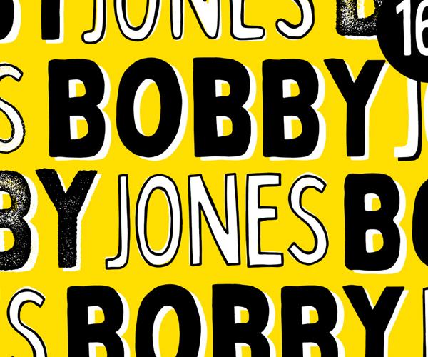 Bobby Jones Free Font