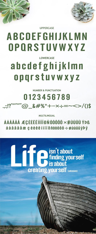 Estherilla Font Letters