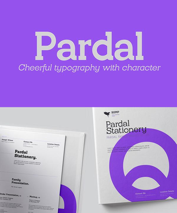 Pardal Free Font