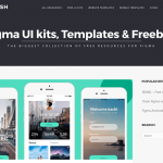 Templates, Icons, UI Kits, and More