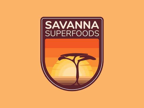 Superfood Badge by Aleksandar Marinkovic