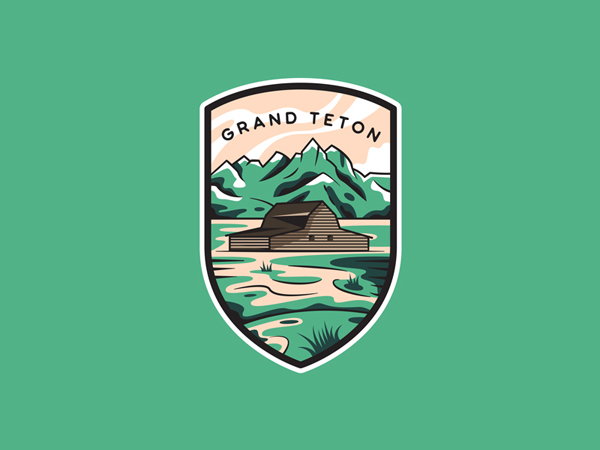 Grand Teton National Park by Alex Spenser