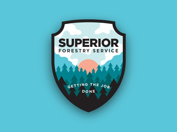 Superior Badge by Daniel Ross