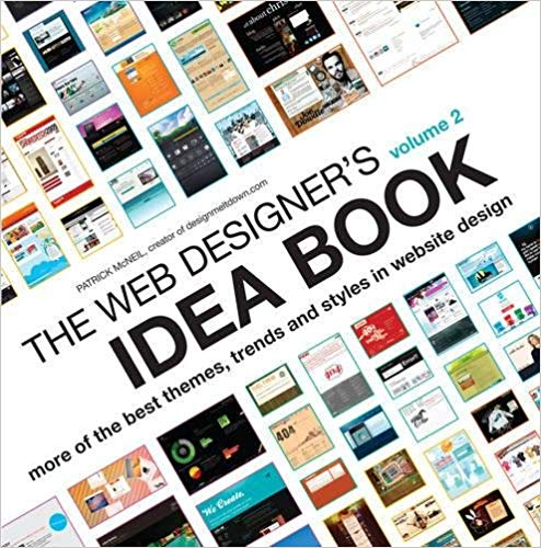 gift guide for web developers and designers idea book