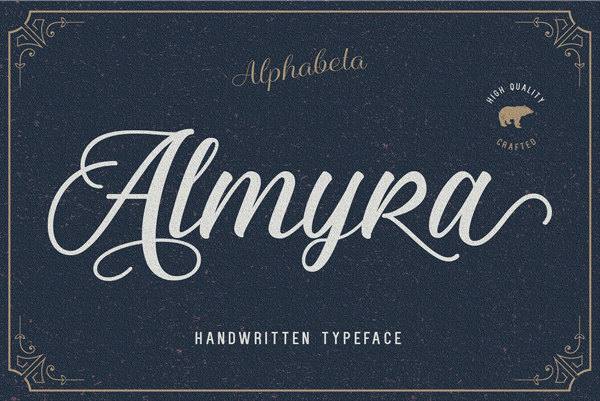 100 Greatest Free Fonts For 2019 - 23