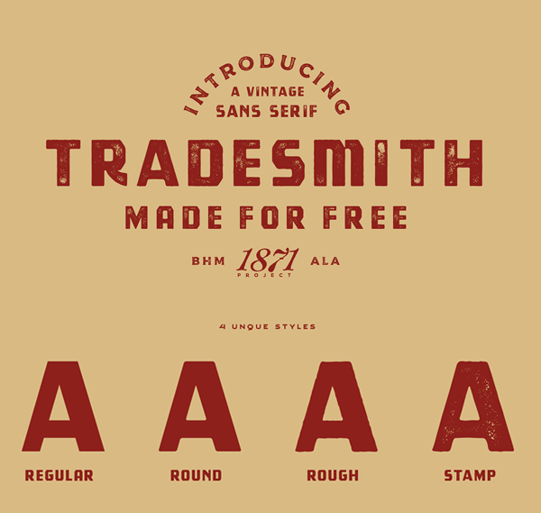 100 Greatest Free Fonts For 2019 - 67