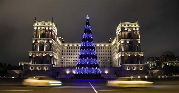 Christmas in World's Most Beautiful Cities - 28