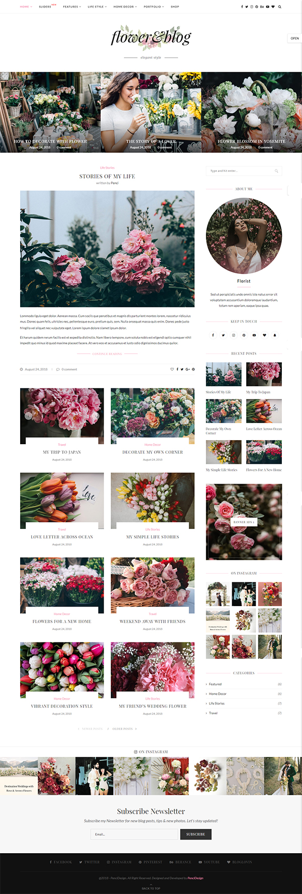 Soledad - Multi-Concept Blog/Magazine/News AMP WordPress Theme