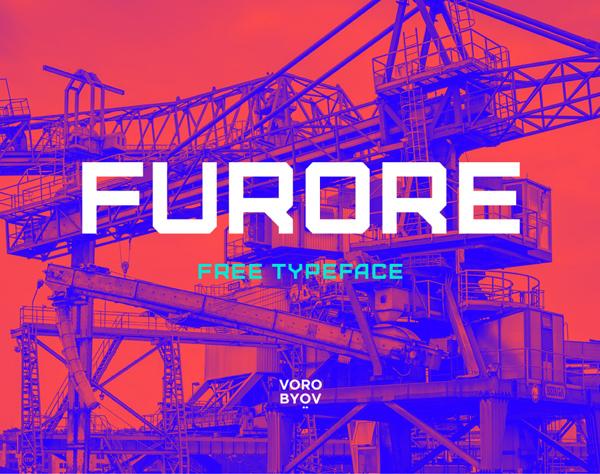 Furore Sans-Serif Free Font