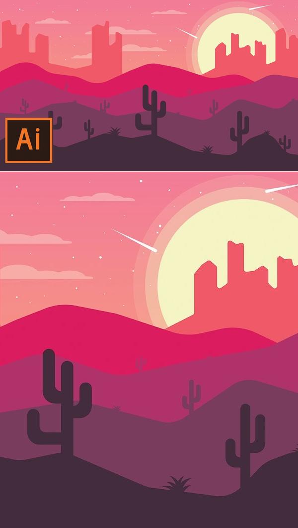 50 Best Illustrator Tutorials Of 2018 - 25
