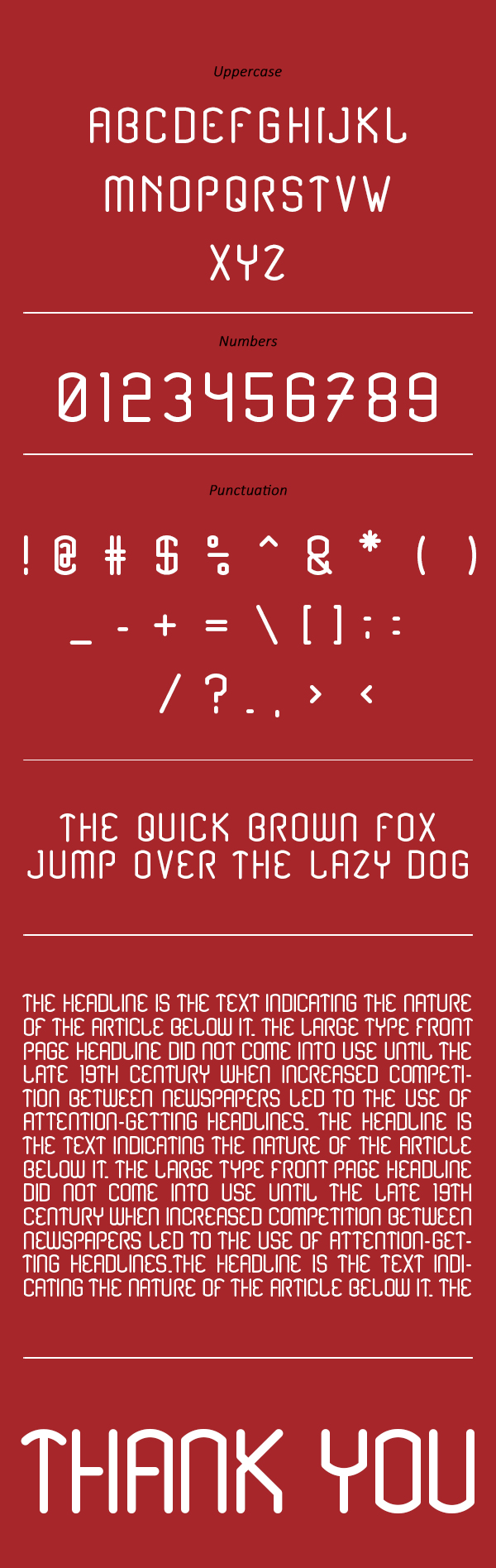 Renesnip Sans Font