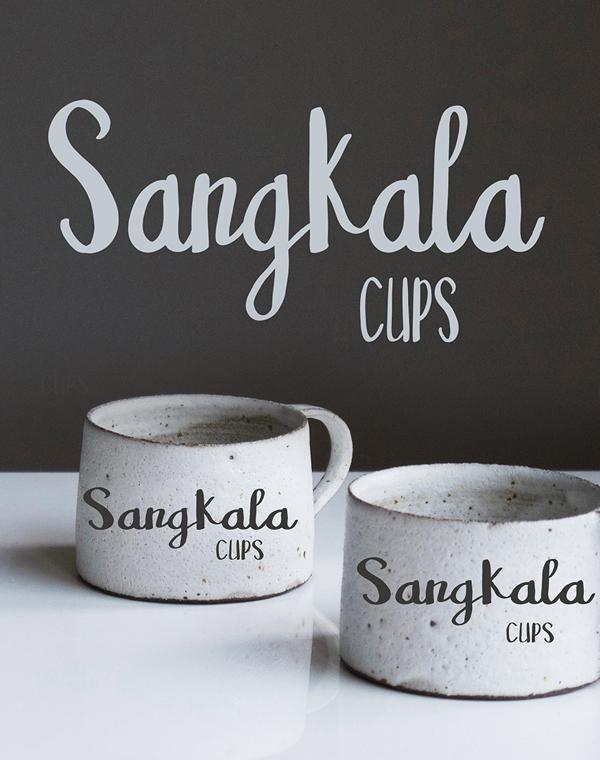 Sangkala Free Font