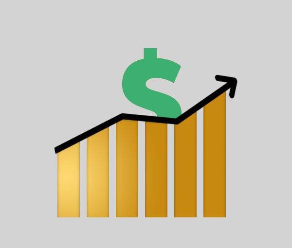Income Will Increase Graph