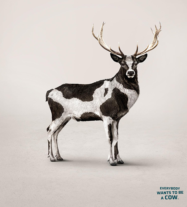 Hilarious and Clever Print Advertisements - 1