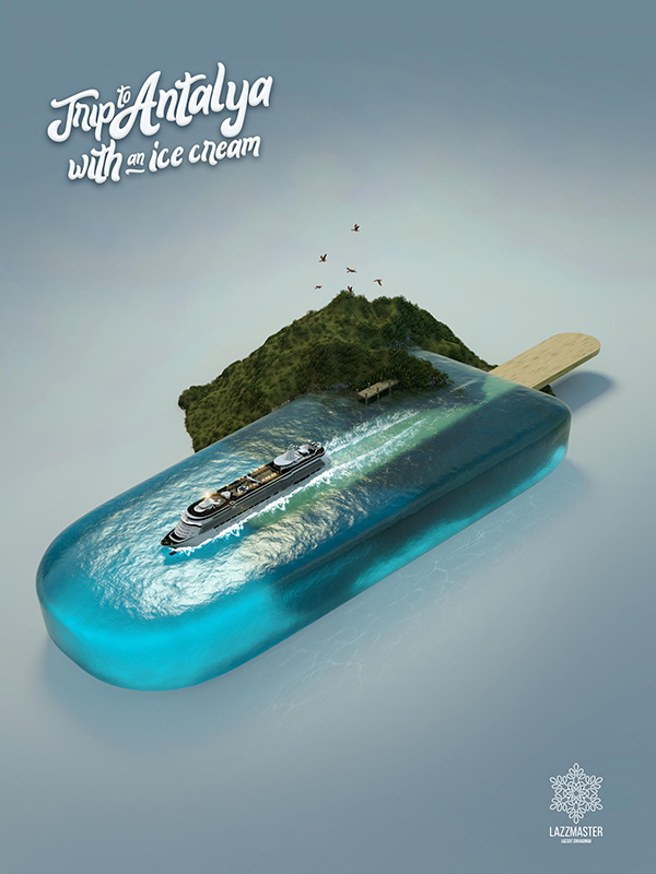 Hilarious and Clever Print Advertisements - 34