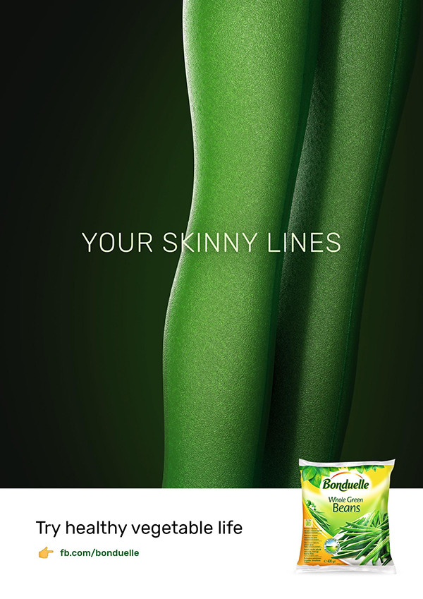 Hilarious and Clever Print Advertisements - 5