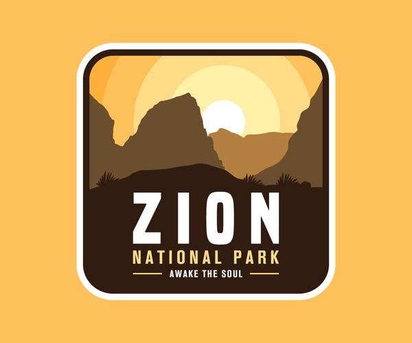 Zion Badge Logo